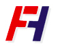 FH Wade Glass logo