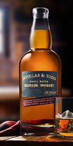 Douglas _ Todd Bourbon Whiskey