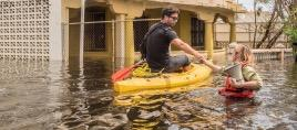 San Juan_ Puerto Rico mayor searching for stranded citizens.