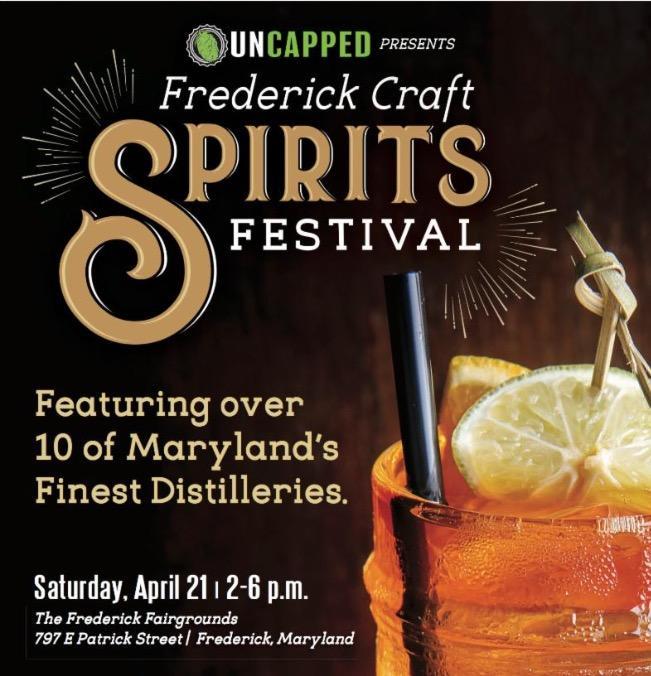 Frederick Craft Spirits Festival