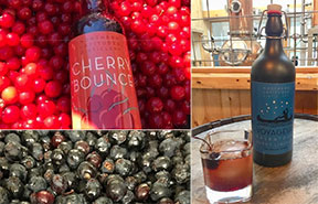 Northern Latitudes Distillery berry liqueur releases