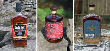 Rye whiskey from Pennsylvania.