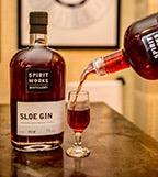 Spirit Works Distillery_s Sloe Gin