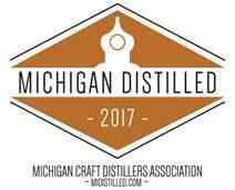 Michigan Distilled 2017