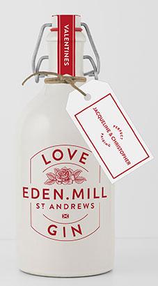 Love Gin by Eden Mill