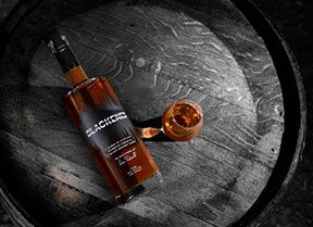 Metallica whiskey_ Blackened American Whiskey