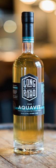 Long Road Distillers Aquavit