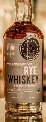 Black Button Distilling_s Rye Whiskey