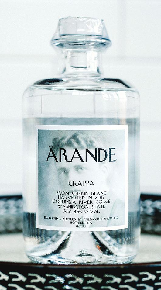 ARANDE GRAPPA