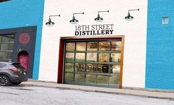 18th St. Distillery building exterior