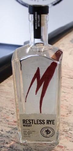 Misc. Distilling_s Restless Rye