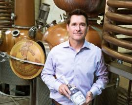 Anchor Distilling Company President Dennis Carr