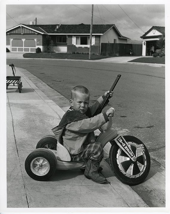 _Ritchie_ from Bill Owens_ book entitled _Suburbia_