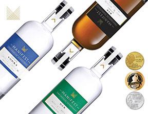 Manifest Distilling_s award-winning spirits