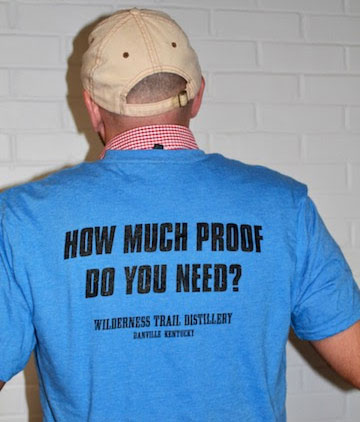 How much PROOF do you need_ T-shirt