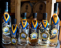 Seattle Int Spirits Competition awards