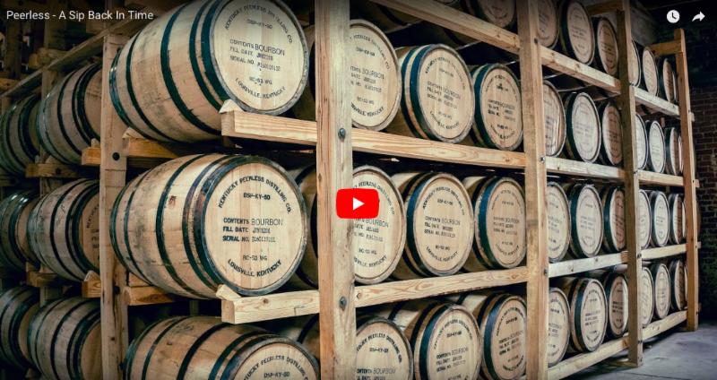Kentucky Peerless barrels