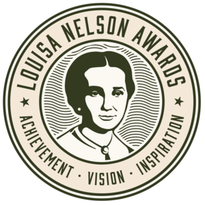 Louisa Nelson Awards logo