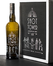 Shot Tower Gin new packaging