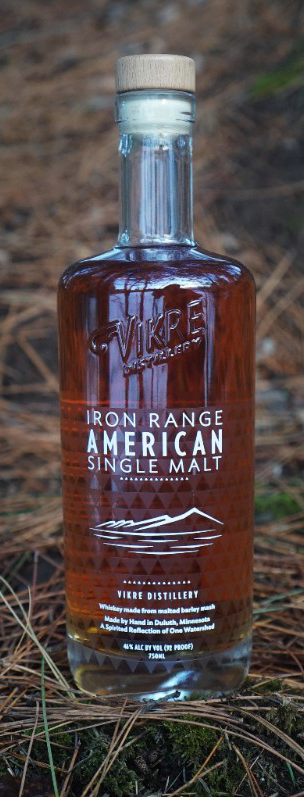 Iron Range Single Malt Whiskey