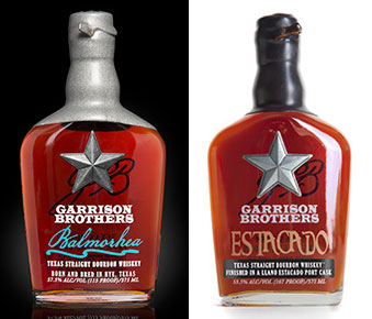 Garrison Brothers new releases