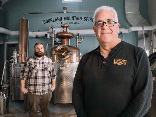 Ray Disch of Sourland Mountain Spirits