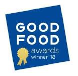Good Food awards 2018 winner logo