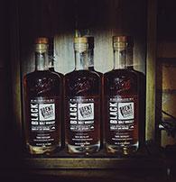 Bent Paddle Black Malt Whiskey