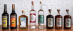 Townshend_s Distillery spirits