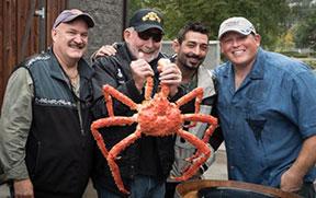 Deadliest Catch captains team up with Fremont Mischief distillery