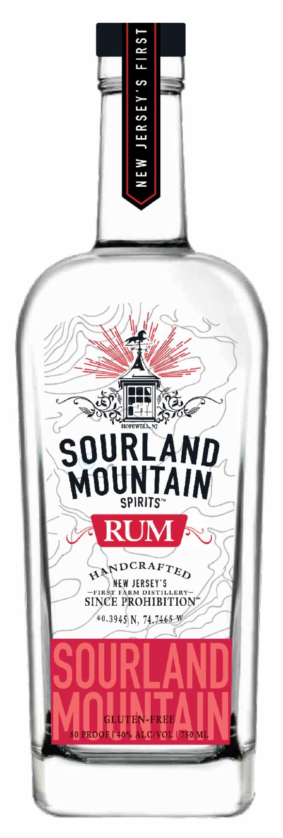 Sourland Mountain Spirits Rum