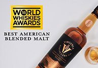 World Whiskies Award_ Virginia Distillery