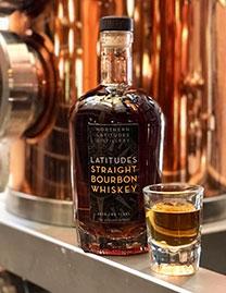 Latitudes Straight Bourbon Whiskey