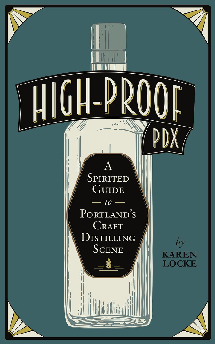High-Proof PDX book cover