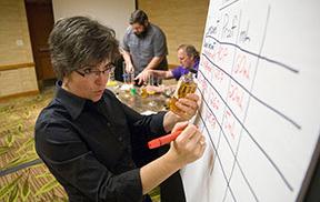 Nancy Fraley_ Blending and Maturation Workshop instructor