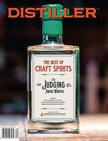 summer issue of Distiller magazine