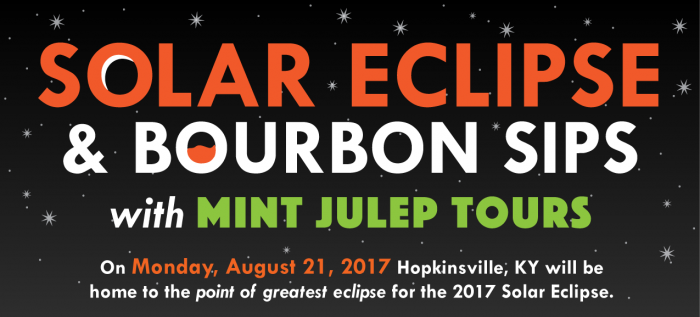 Solar Eclipse and Bourbon Sips