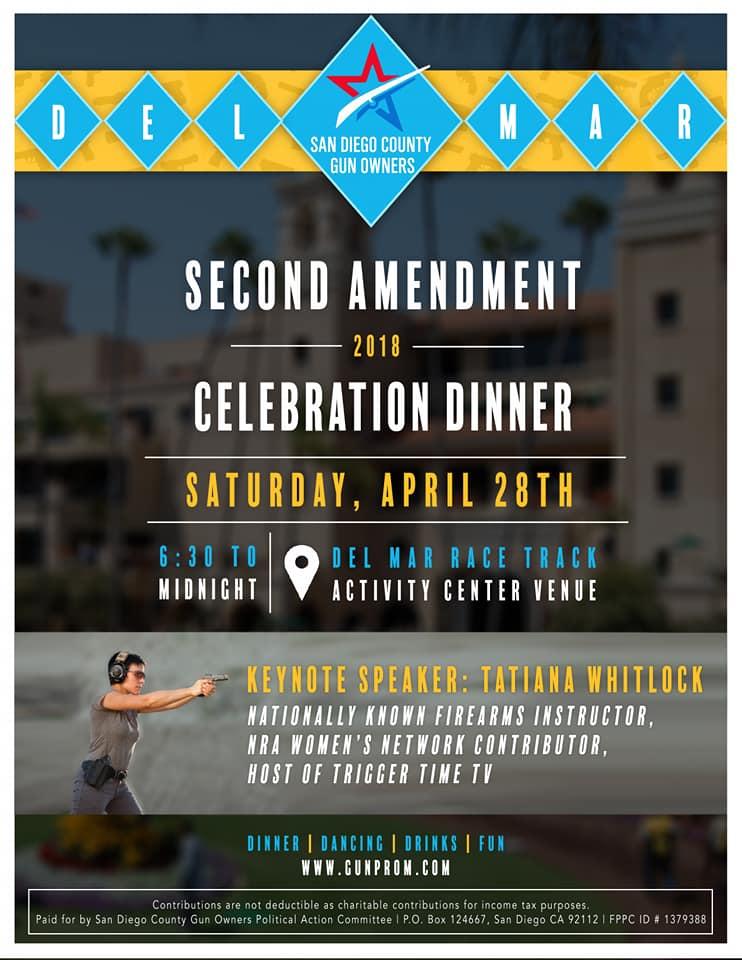 Second Amendment Celebration Dinner