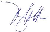 MHH Signature