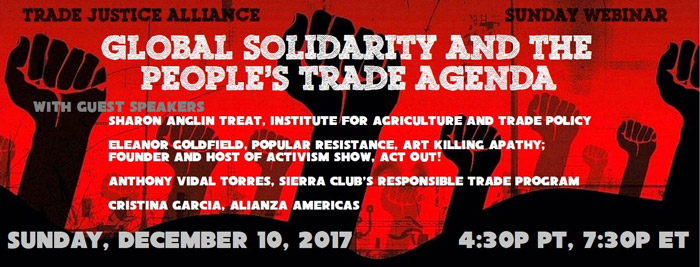 Trade Justice Alliance