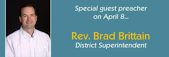 Rev. Brad Brittain