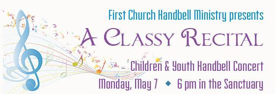 Children's Handbell Recital