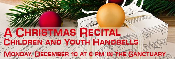 Children's Handbell Recital