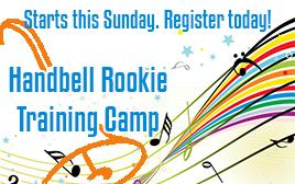 Handbell Rookie Camp