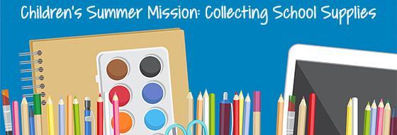 School Supply Mission