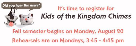 Kids of the Kingdom