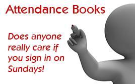 Attendance Books