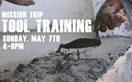 Tool Training