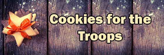 Cookies for the Troops