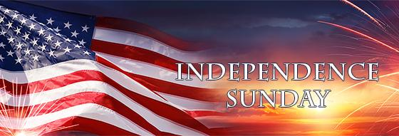Independence Sunday